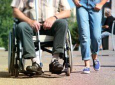 Rollstuhlbegleitung